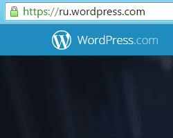 Как создать сайт на WordPress.com