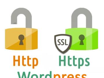 Переход Wordpress на HTTPS