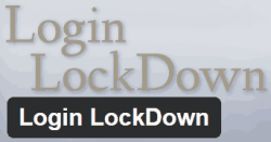 Login LockDown
